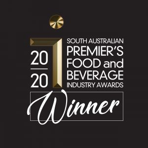 Winner SA Premier's Food and Beverage Award
